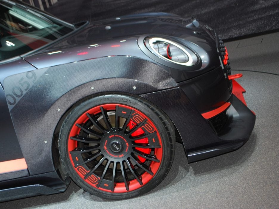 Mini John Cooper Works GP Concept cerchi in lega - Francoforte 2017