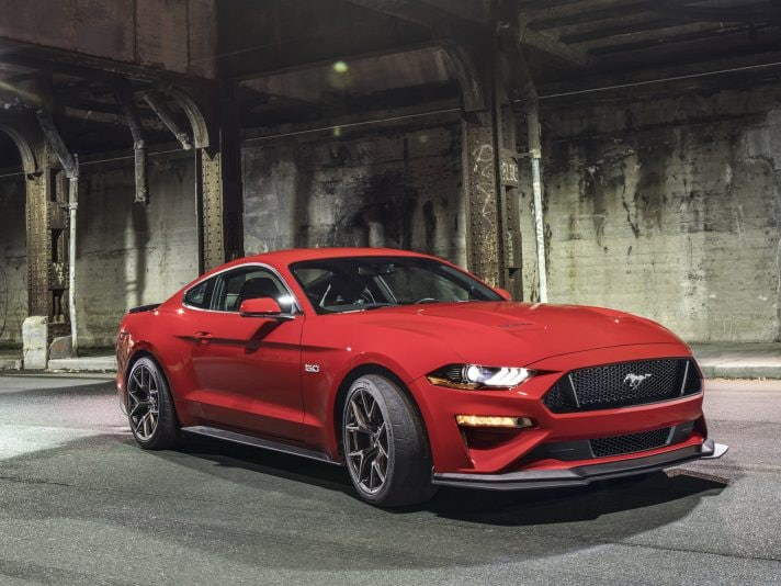Ford Mustang 2018 Performance Pack Level 2