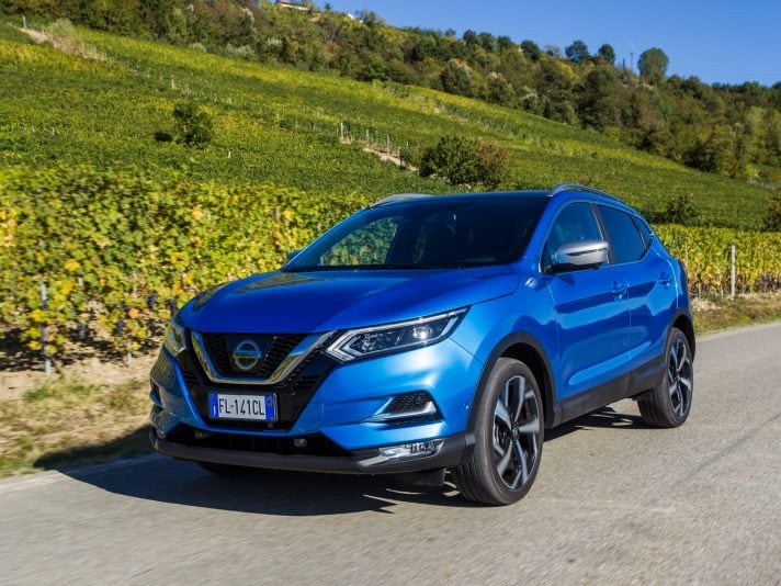 Nissan Qashqai 1.6 dCi 2WD: ancora in forma