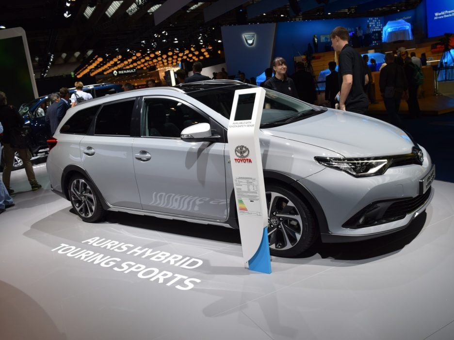 Toyota Auris Touring Sports Freestyle 2 - Francoforte 2017