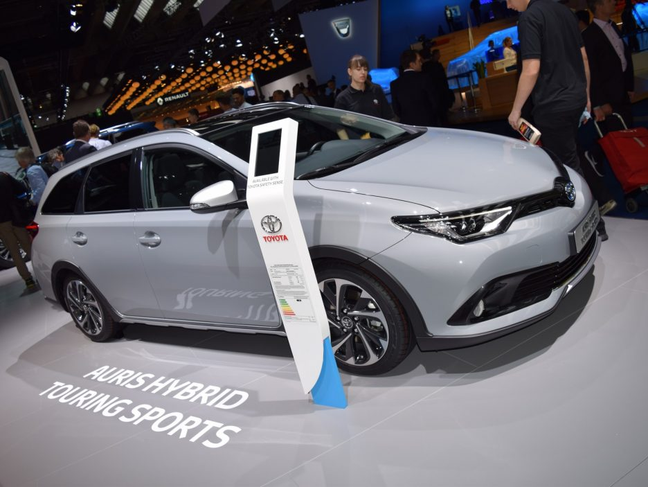 Toyota Auris Touring Sports Freestyle - Francoforte 2017