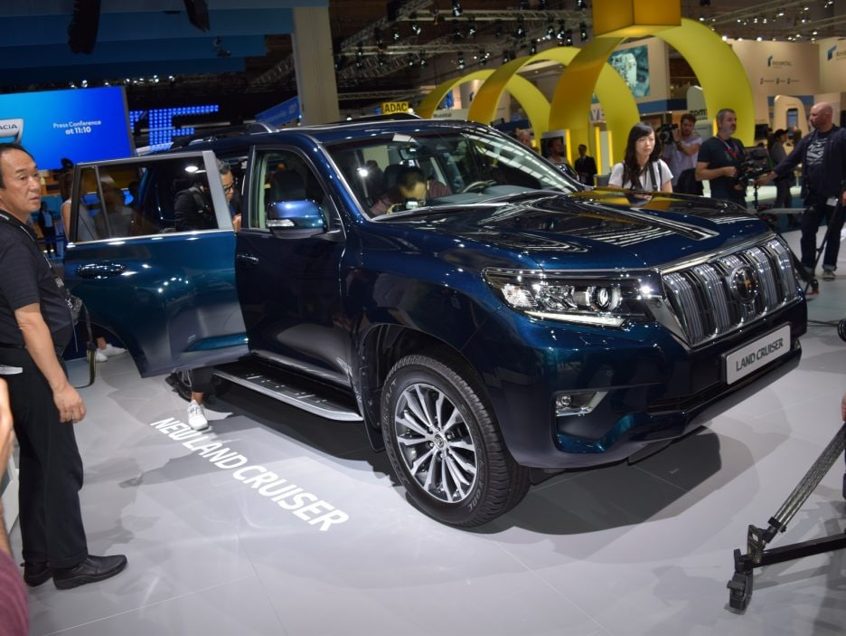 Toyota Land Cruiser 2 - Francoforte 2017