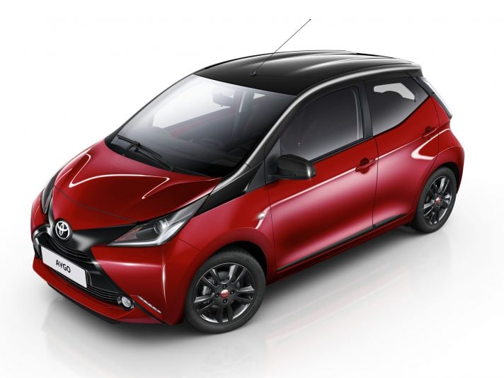 Toyota Limited Edition X-Cite