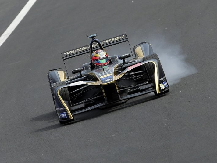 Formula E: il team Techeetah