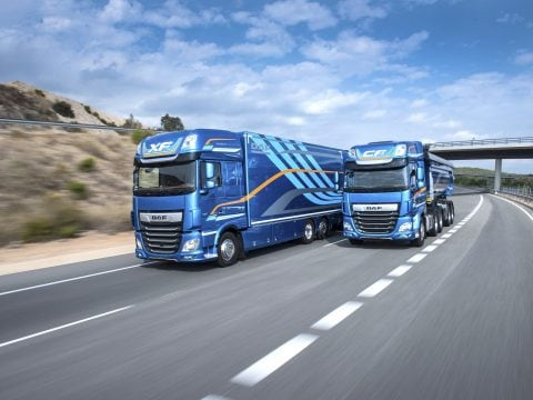 DAF XF e CF International Truck of the Year 2018