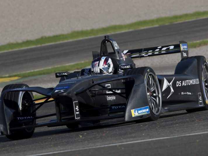 Formula E: il team DS