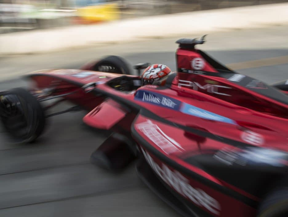 Formula E: il team Dragon