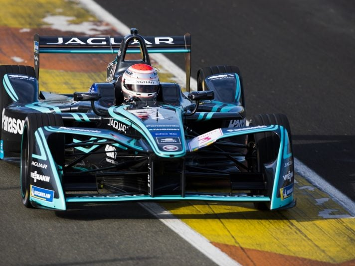 Formula E: il team Jaguar