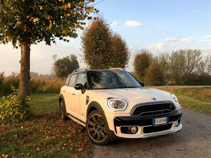 Mini Cooper Countryman SD ALL4 Automatica, prova su strada