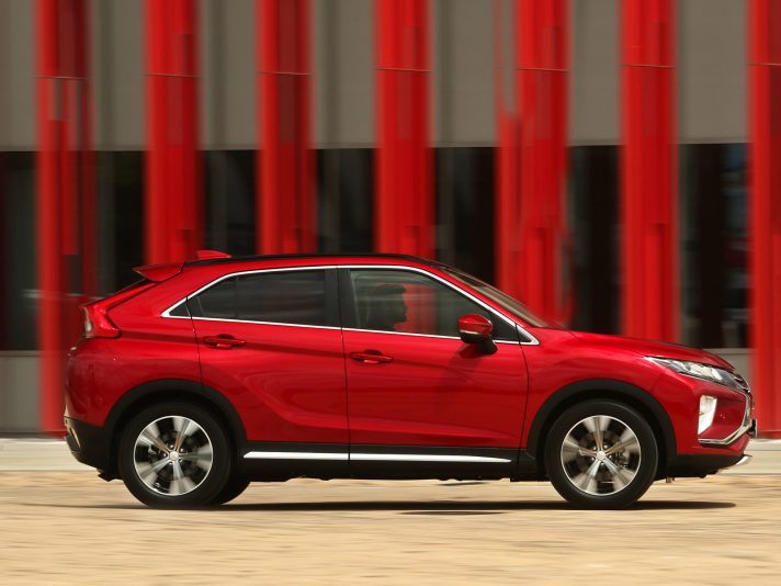 Mitsubishi Eclipse Cross: al via le prevendite