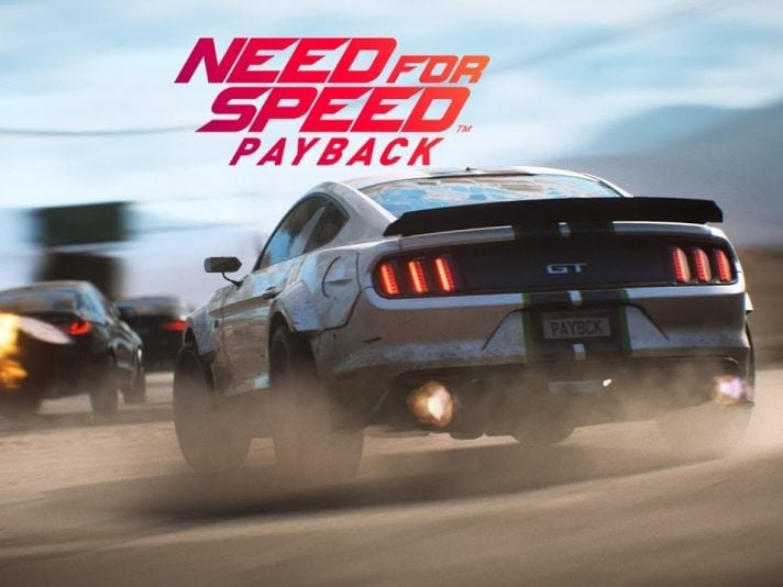 Need for Speed Payback, in arrivo il 10 novembre
