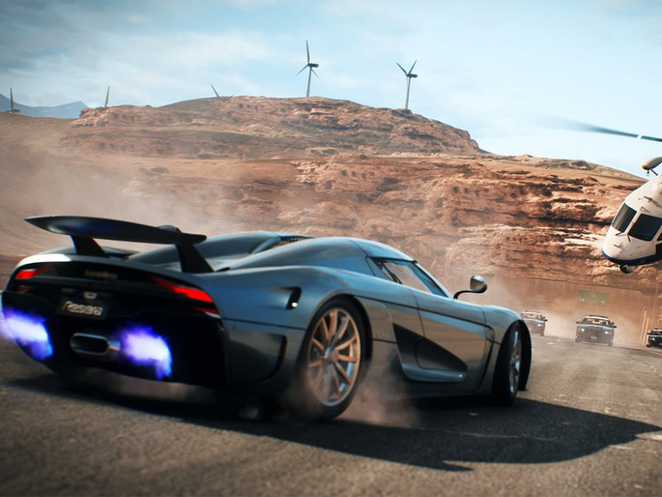 Need For Speed Payback 4
