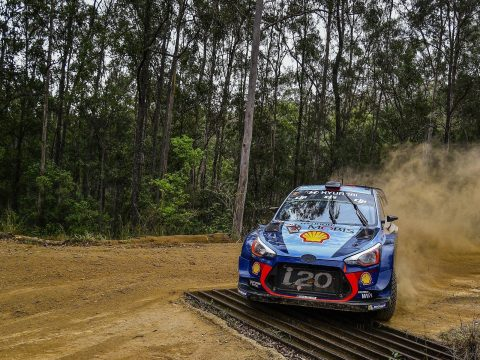 WRC - Kennards Hire Rally Australia 2017