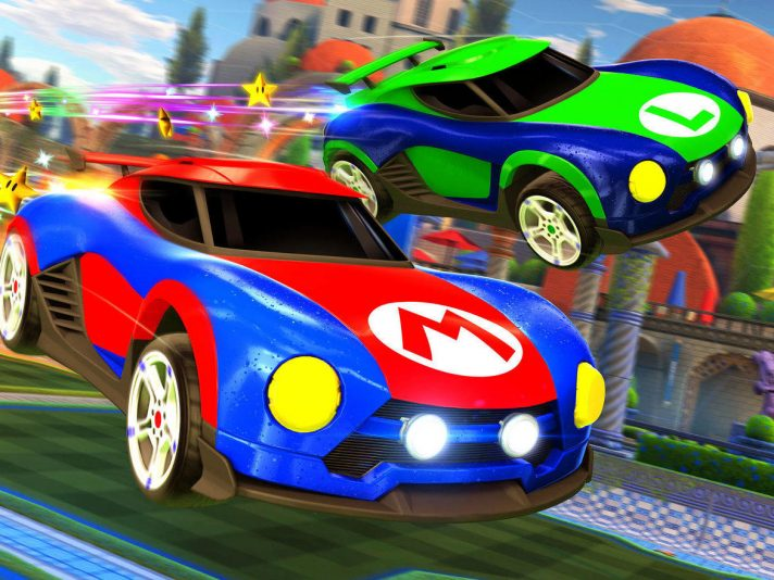 Rocket League: ora su Nintendo Switch