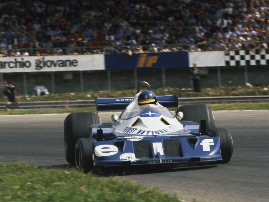 Tyrrell P34 frontale