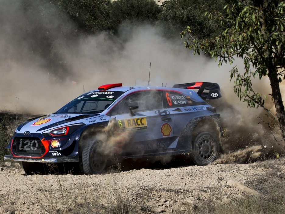 Rally of Spain 2017