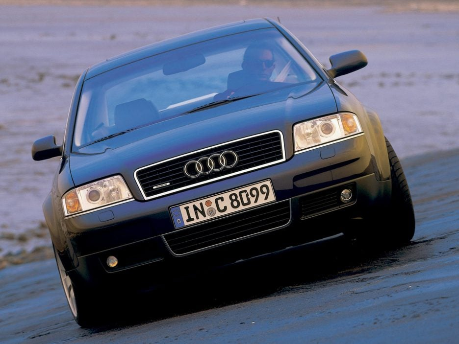 Audi A6 frontale