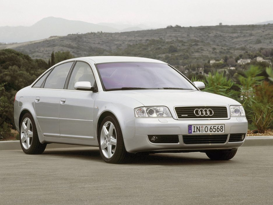 Audi A6 restyling