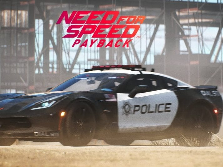 Need for Speed Payback in offerta sul PS Store
