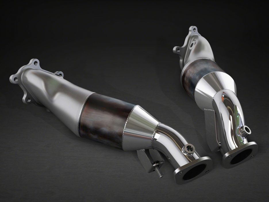 Nissan-GTR-Downpipes