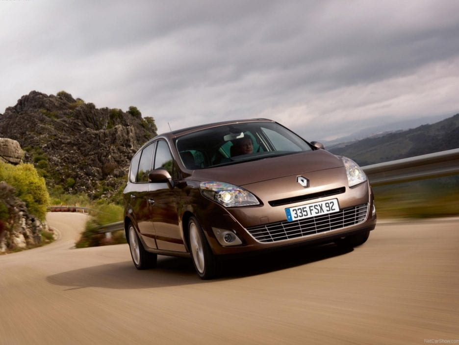 Renault Scénic 1.9 dCi Luxe