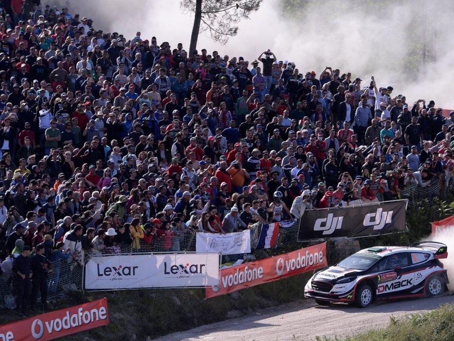 Rally of Portugal 2017