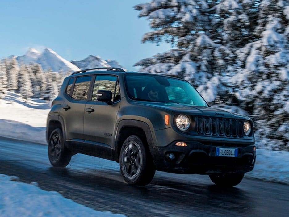 jeep renegade le novit del restyling 2018 news. Black Bedroom Furniture Sets. Home Design Ideas