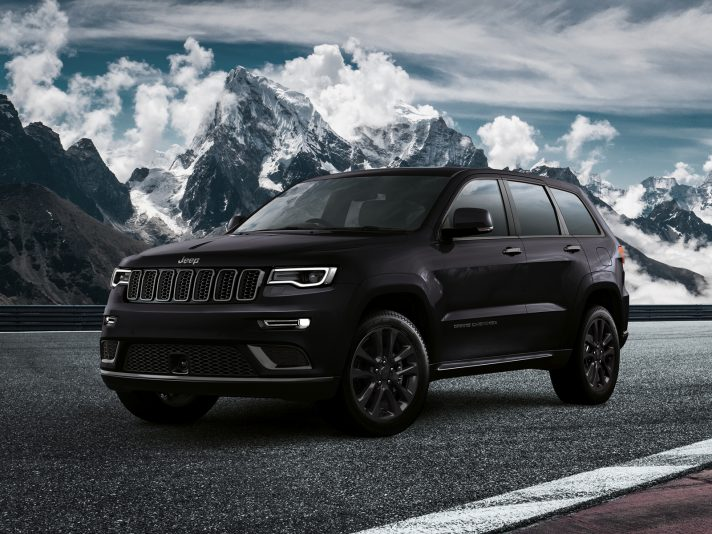 Jeep Grand Cherokee S: la versione dedicata all'Europa