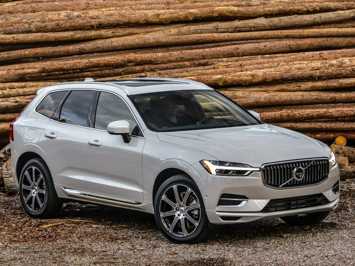 Volvo XC60, premiata North American Utility of the Year 2018