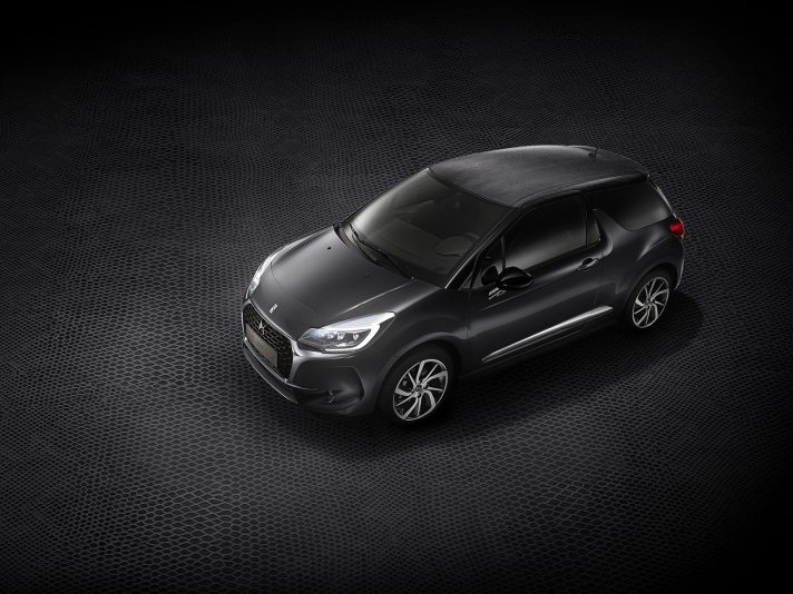 DS 3 Black Lezard, la nuova serie limitata
