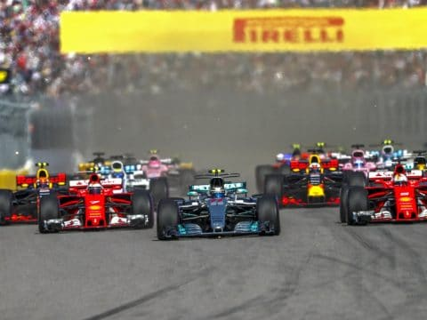 Formula One Grand Prix of Russia