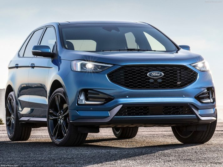 Edge ST: la prima SUV di Ford Performance
