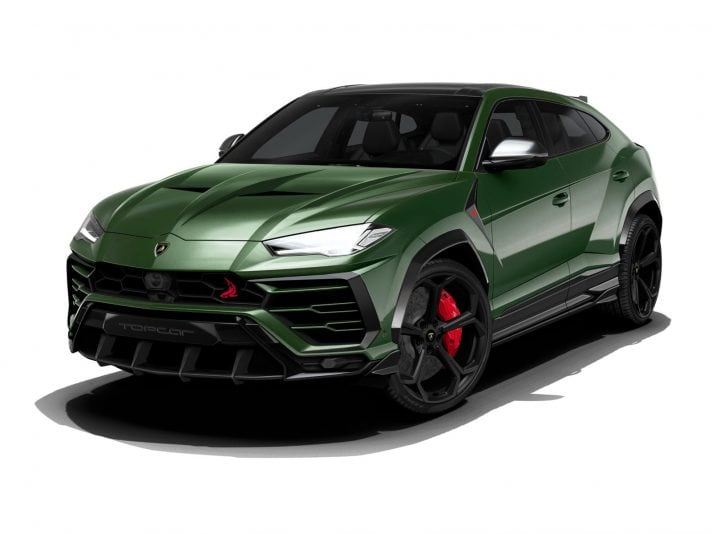 Lamborghini Urus by Top Car Design
