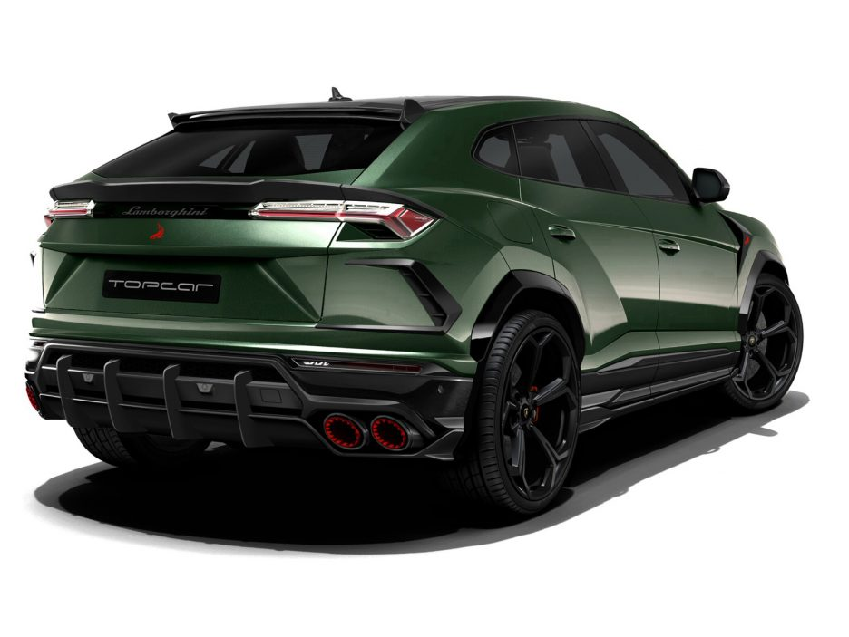 lamborghini urus by top car design tuning panoramauto. Black Bedroom Furniture Sets. Home Design Ideas