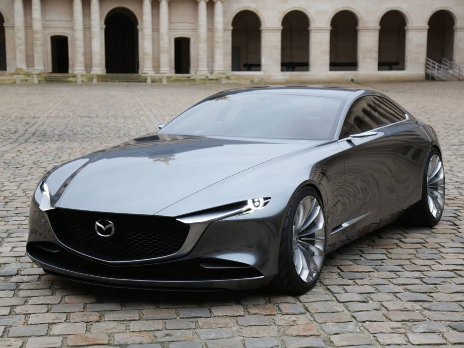 mazda vision coup most beautiful concept car of the year news panoramauto. Black Bedroom Furniture Sets. Home Design Ideas