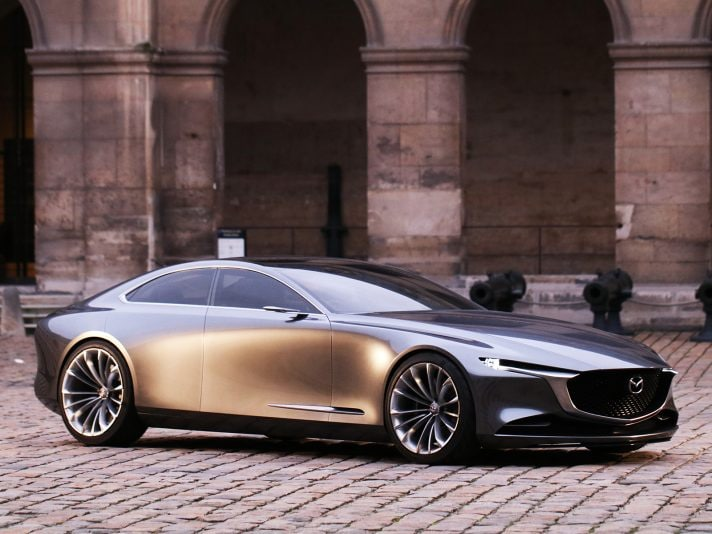"""Mazda Vision Coupé è """"Most Beautiful Concept Car of the Year"""""""