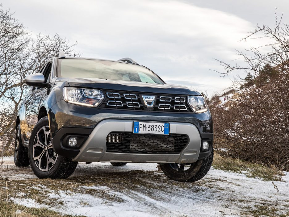 nuovo dacia duster 2018 come cambia e come va il nostro test su strada primo contatto. Black Bedroom Furniture Sets. Home Design Ideas