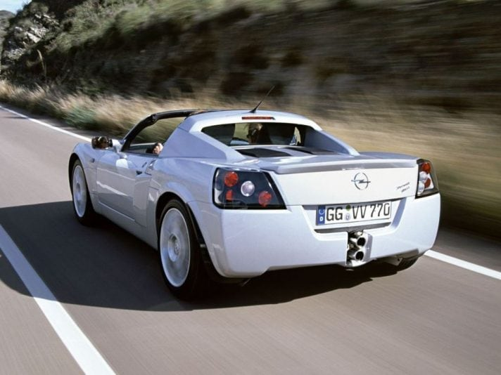 Auto sportive usate: Opel Speedster