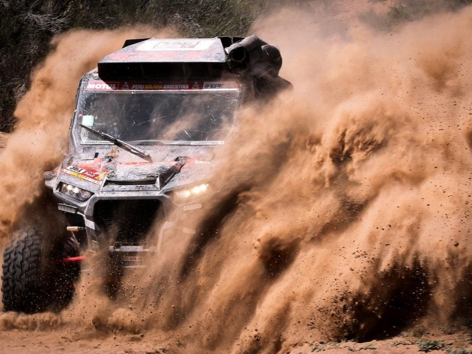 13th stage of the 2018 Rally Dakar