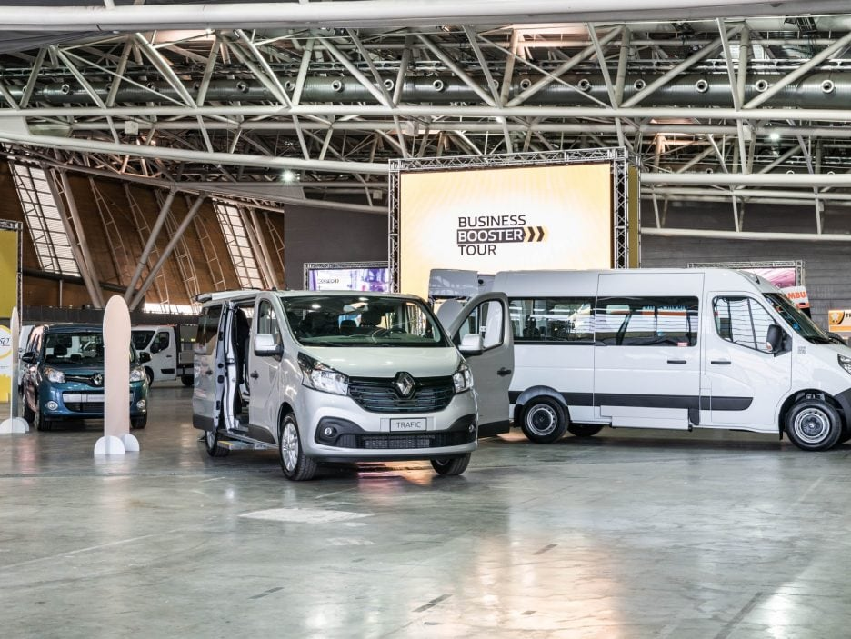 Renault Business Booster Tour 2018 4