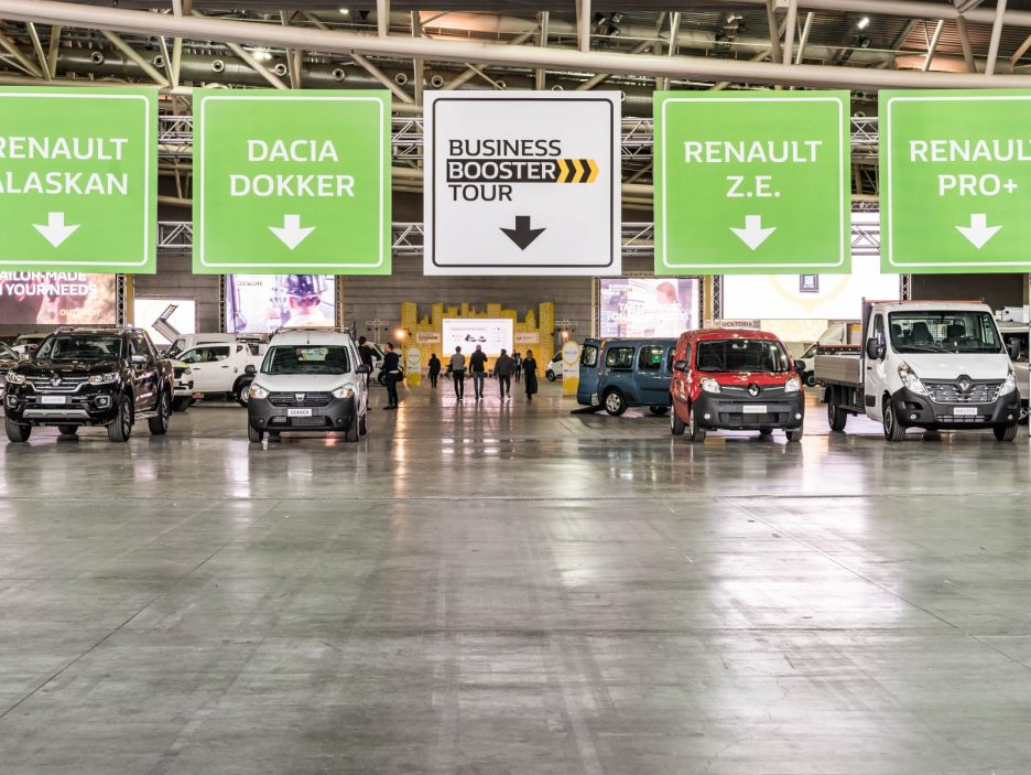 Renault Business Booster Tour 2018 5