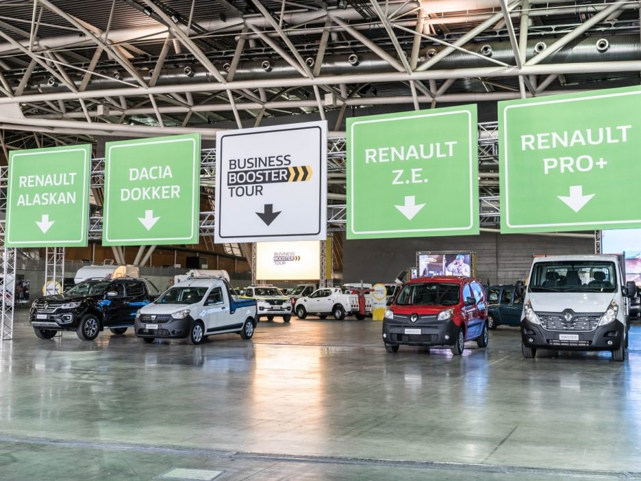Renault Business Booster Tour 2018 6