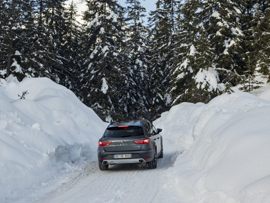 Seat Snow Experience 3