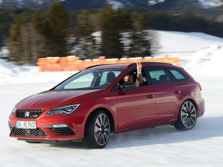 Seat Snow Experience 5