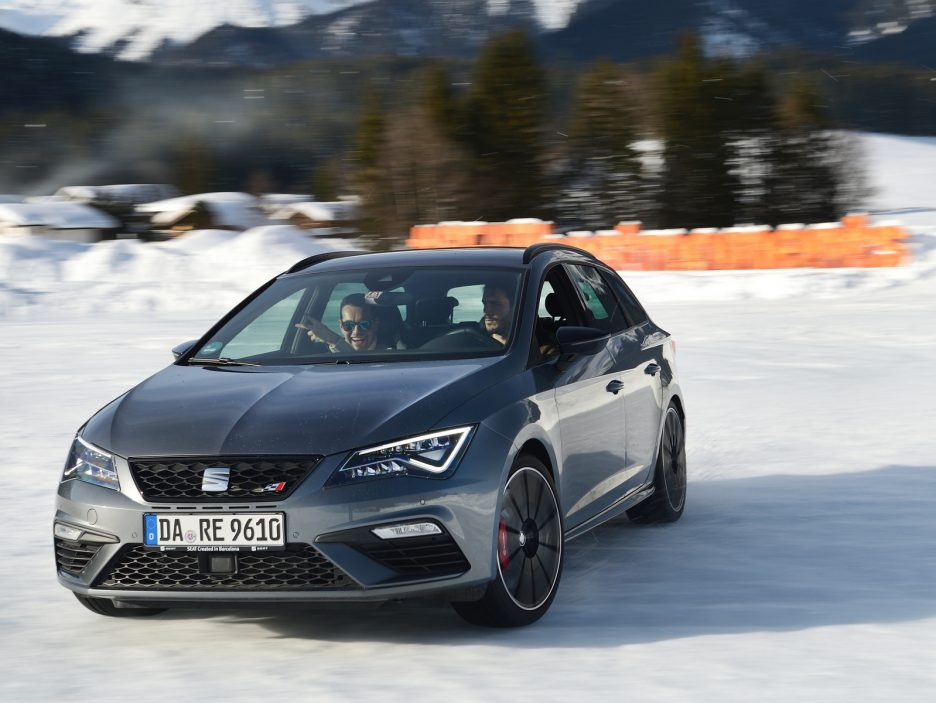 Seat Snow Experience 6
