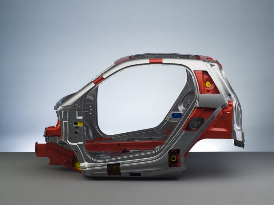 Smart fortwo tridion