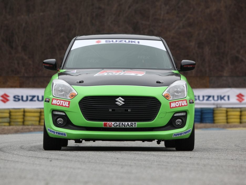 Suzuki Swift RS frontale