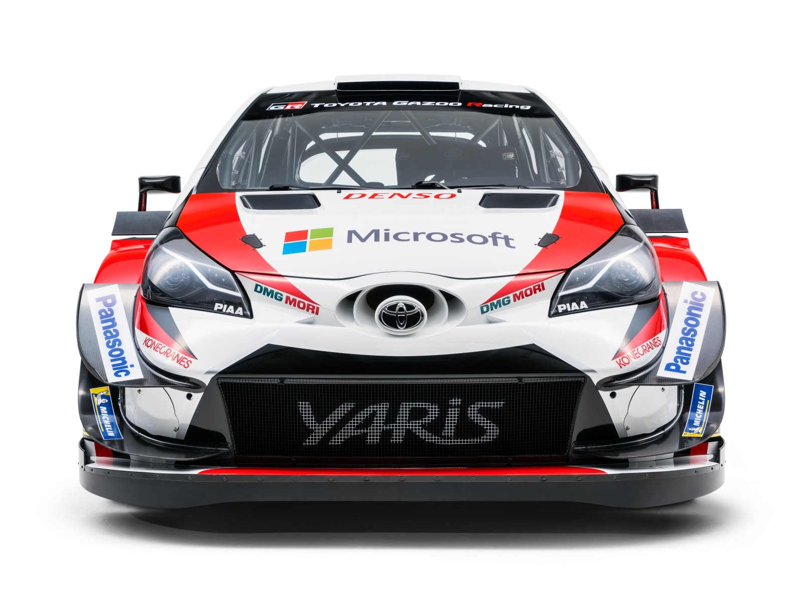 toyota yaris wrc 2018 le prime foto ufficiali rally panoramauto. Black Bedroom Furniture Sets. Home Design Ideas