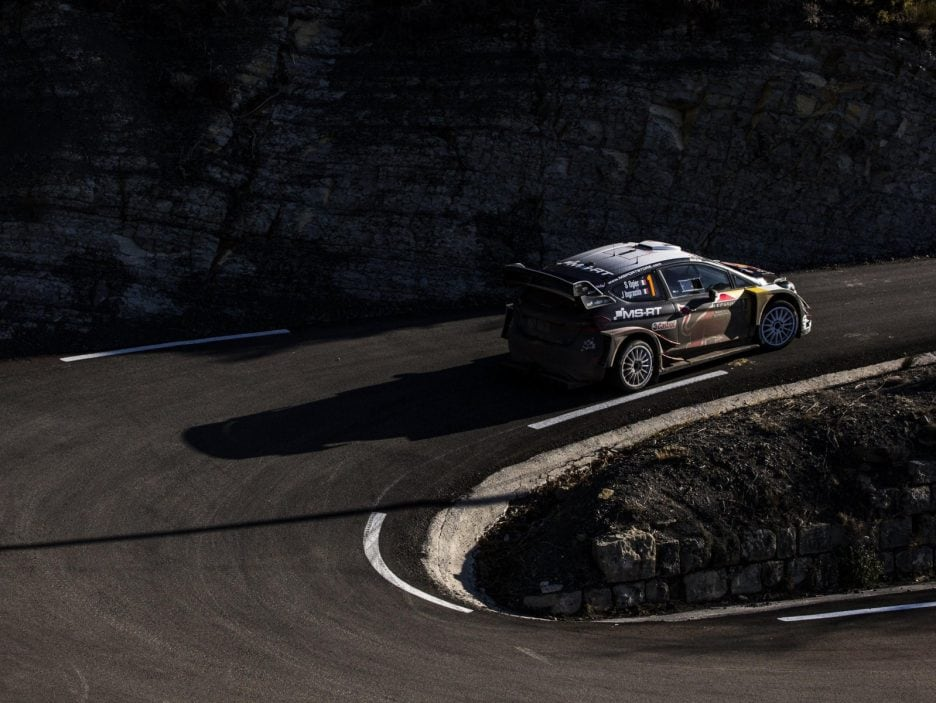 WRC Rally Monte Carlo 2018