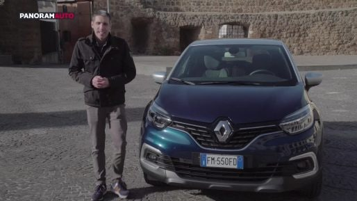 Renault Captur 2017, la video-prova